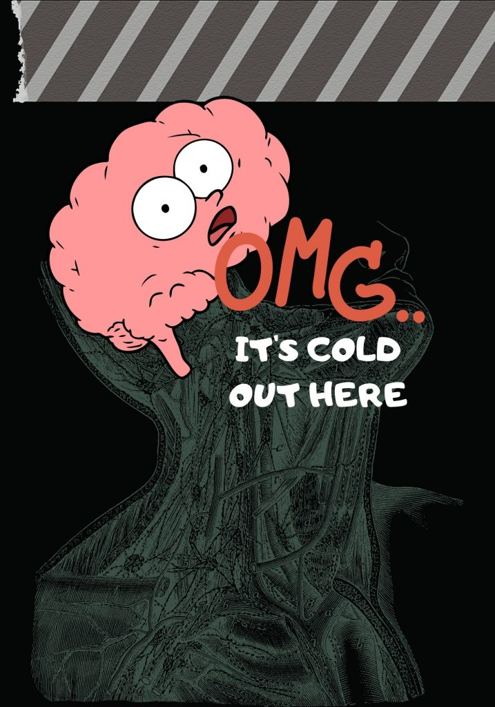 OMG It's Cold Out Here